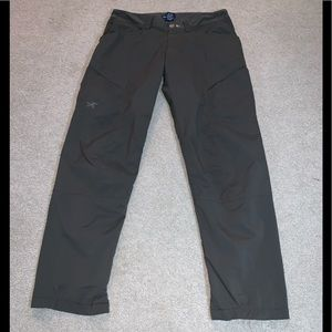 Arcteryx 34 X 35 men's brown pants